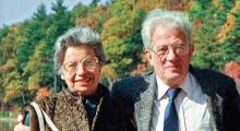 Szulim et Lena Rozenberg 2